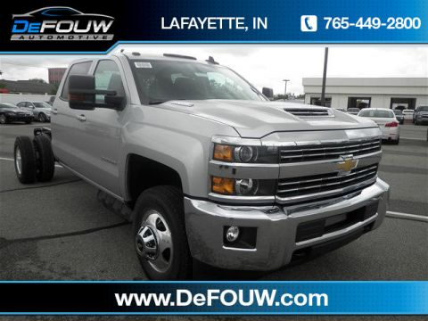 New Chevrolet Silverado 3500HD LT