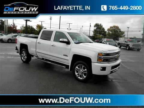 Used Chevrolet Silverado 2500HD High Country