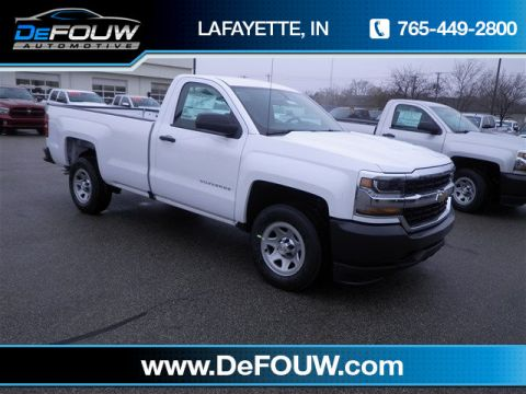 New Chevrolet Silverado 1500 WT
