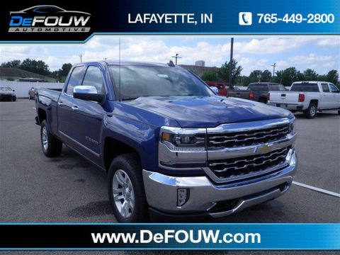 New Chevrolet Silverado 1500 1LZ