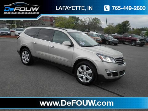 Certified Used Chevrolet Traverse LT Cloth FWD