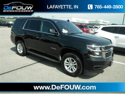 Certified Used Chevrolet Tahoe LT