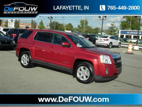 Certified Used GMC Terrain SLE-1