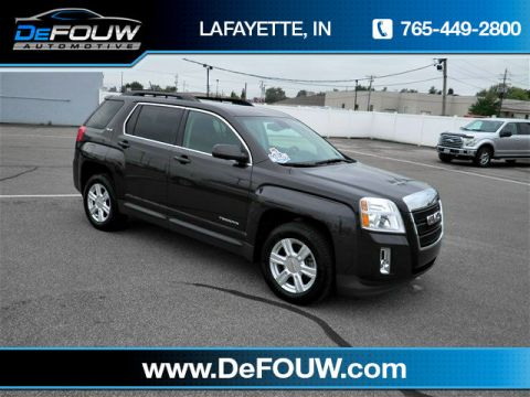 Certified Used GMC Terrain SLE-2