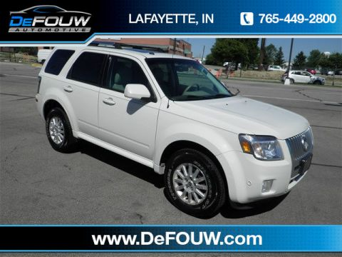 Used Mercury Mariner Premier