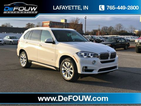 New BMW X5 xDrive35d