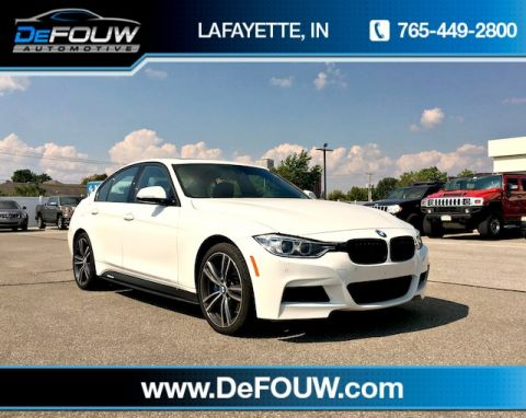 Certified Used BMW 3 Series 335i xDrive