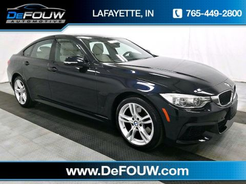 Certified Used BMW 4 Series 428i xDrive Gran Coupe