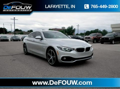 New BMW 4 Series 430i Gran Coupe