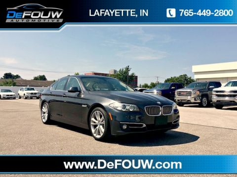Certified Used BMW 5 Series 535i xDrive