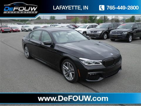New BMW 7 Series 750i xDrive