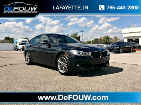 Certified Used BMW 3 Series 328i xDrive Gran Turismo