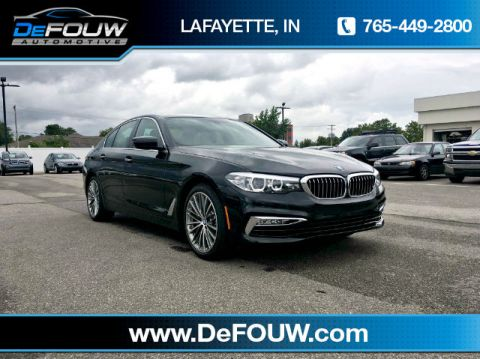 New BMW 5 Series 530i