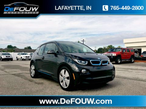 Certified Used BMW i3 with Range Extender