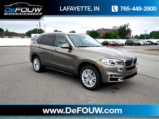 New BMW X5 xDrive35i